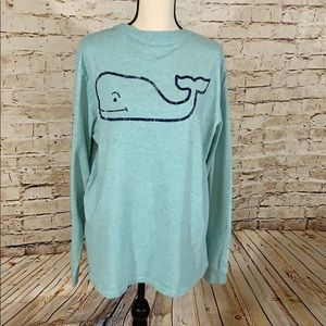 🌟 Vineyard vines Long sleeve crewneck T-shirt🌟